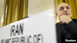 Шефот на иранската дипломатија Али Акбар Салехи