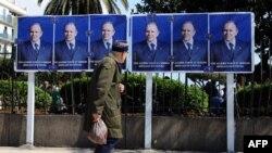 تبلیغات انتخاباتی بوتفلیقه در انتخابات ریاست جمهوری سال ۲۰۰۹