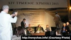 Беларускі Трыялёг у Крынках