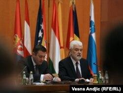 Samit CEI, Beograd, 4. novembar 2011