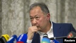 Курманбек Бакиев