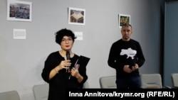 Tamila Taşeva ve Volodımır Prıtula