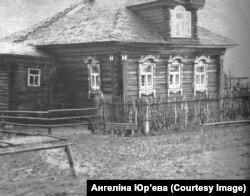 Дом на хутары Дуброўка