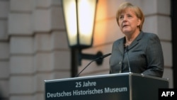 Kancelarja gjermnae, Angela Merkel