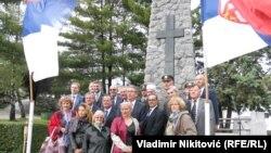 Obeležavanje 80. godišnjice postavljanja spomenika, foto: Vladimir Nikitović