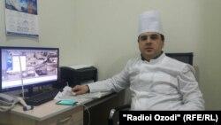 Ҳакимҷон Рӯзиев, табиби тоҷик.