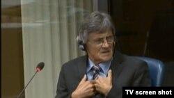 Ratko Adžić u sudnici 26. kolovoza 2014.