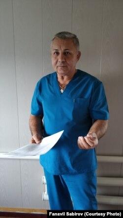 Фәнәвил Сабиров
