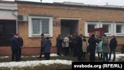 Жыхары Бярозы зьбіраюцца на прыём да дэпутата