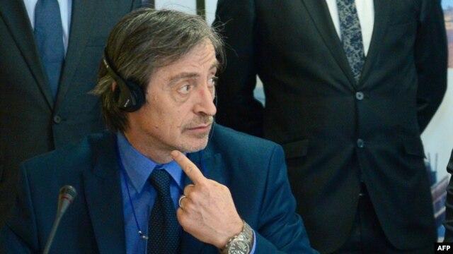 Міністр оборони Чехії Мартін Стропніцкі