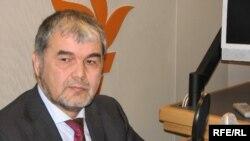 """Эрк"" демократиялық партияның төрағасы Мухаммад Салих."