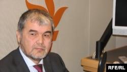 Uzbekistan - Muhammad Solih, Leader of the Opposition Erk party of Uzbekistan