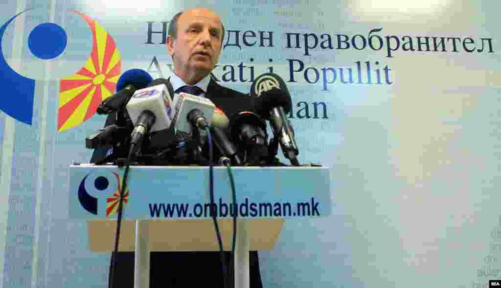 МАКЕДОНИЈА - Пратениците со 61 глас ЗА, без против и без воздржани на денешната седница ги избраа Иџет Мемети и Љупчо Ивановски за членови на Советот на јавни обвинители.