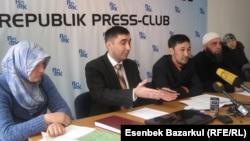 Заседание инициативной группы в поддержку ношения хиджабов в Казахстане