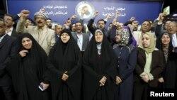 تعدادی از نمایندگان مجلس عراق