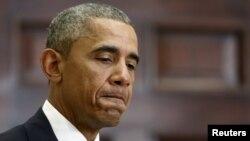 Presidenti i Shteteve të Bashkuara, Barack Obama.