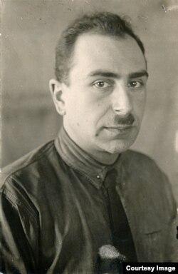 Николай Аловерт, 1931, ссылка в Обдорске