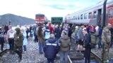 shies protests ecology videograb