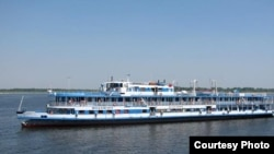 "Теплоход ""Булгария"", затонувший в июле 2011 года в реке Волга на территории Татарстана."