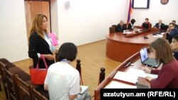 Armenia -- Central Electoral Commission rejects Yerkir Tsirani party's appeal, Yerevan, 21May2017