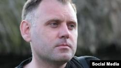 Генічеський журналіст Андрій Бейнік