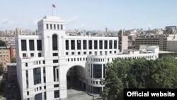 Հայաստանի արտաքին գործերի նախարարության շենքը, Երևան, արխիվ