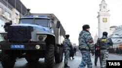 Руската полиција се подготвува за утрешните најавени судири