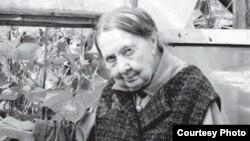 Зоська Верас. Фота Сяргея Панізьніка. 1978 год