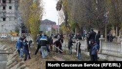 В акции приняли участие около 70 человек