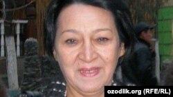 Дилором Исҳоқова