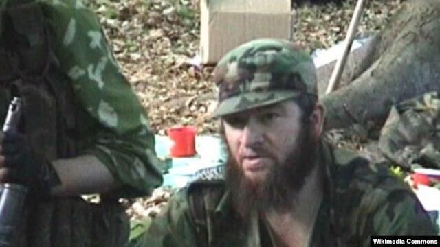Doku Umarov in a 2003 photograph