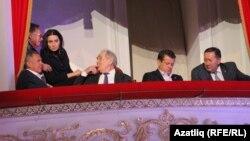 Сулдан: Рөстәм Миңнеханов, Миңтимер Шәймиев, Илсур Метшин, Айрат Сибагатуллин