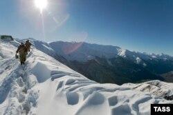 Qafqaz Sıra Dağları
