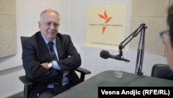 Intervju Dušan Teodorović