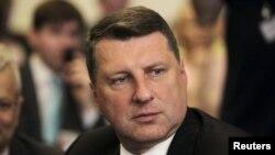 Raimonds Vejonis president i sapozgjedhur i Letonisë