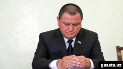 Ferghana Governor Shuhrat Ghaniev is known for making rude public remarks.
