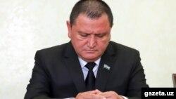 Farg'ona viloyati hokimi Shuhrat G'aniyev