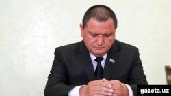 Өзбекстанның Ферғана облысының басшысы Шухрат Ғаниев.