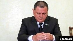 Fergana welaýatynyň häkimi Şuhrat Ganiýew.