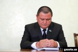 Шухрат Ганиев – единственный узбекский хоким, подвергнутый резкой критике со стороны членов Сената за свое поведение.