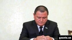Глава администрации Ферганской области Шухрат Ганиев.
