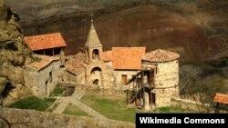 David Qareci monastırı