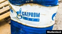 "Старая бочка ""Газпрома"""