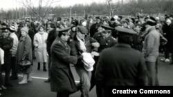 Разгон Дзядоў-88. Фота vytoki.net