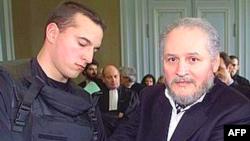 Ilici Ramirez Sanchez zis Carlos la o înfățișare în fața tribunalului francez (AFP)