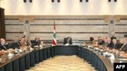 کابنیه لبنان مصوبات جنجال برانگیز خود را لغو کرد. (عکس از AFP )