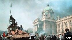 Belgrad, 5 octombrie 2000