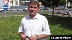 Владимир. Член партии Яблоко Дмитрий Кушпита
