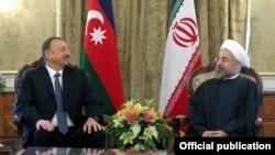 İlham Əliyev və Hassan Rouhani - Tehran, 9 aprel 2014
