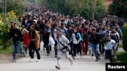 Փախստականներ Հունգարիայում, արխիվ